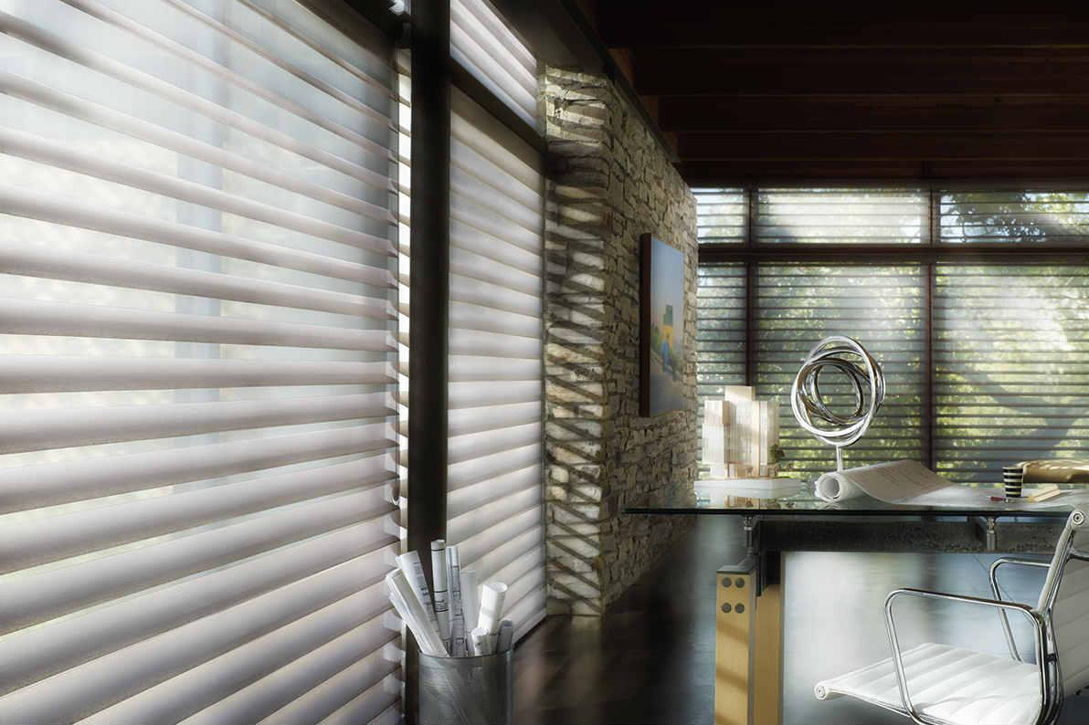 Hunter Douglas Silhouette Blinds